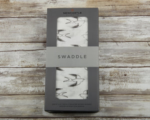 Sparrows Swaddle - Baby Bear Outfitters