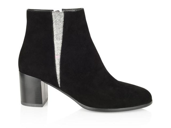 GLOUCESTER HEELED ANKLE BOOT