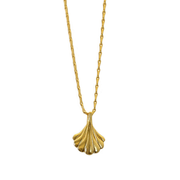 WING 18CT YELLOW GOLD NECKLACE