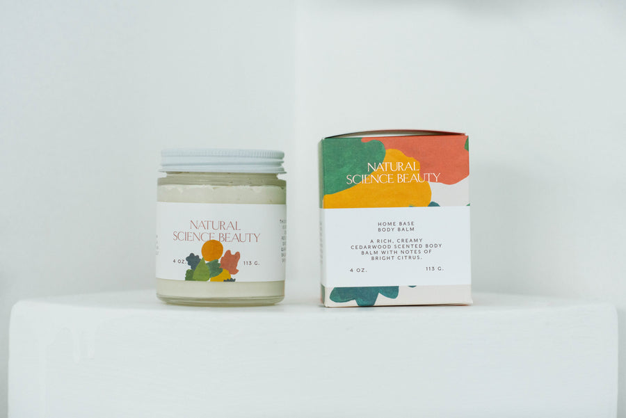 Home Base Organic Beauty Body Balm