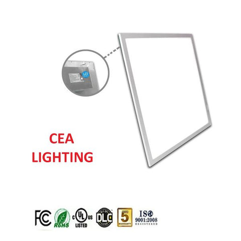 2x2 2x4(FT) 48W/72W LED Troffer Panel Light Recessed Dropped Ceiling Fixture