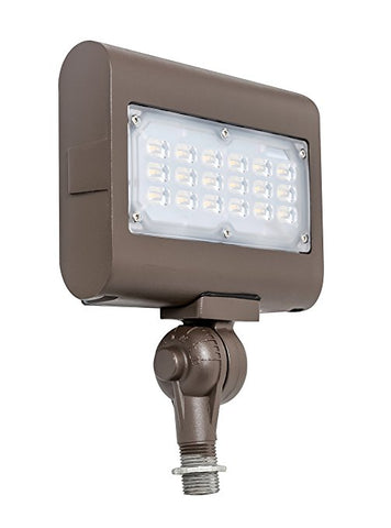 Westgate Lighting LED Flood Light With Knuckle Mount – Best Security Floodlight Fixture For Outdoor, Yard, Landscape, Garden Lights – Safety Floodlights - UL Listed (30 Watt, 5000K Cool White)