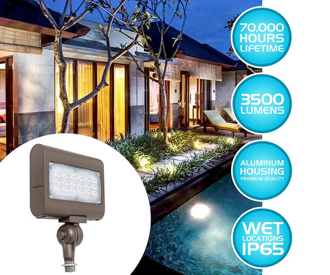 Westgate lighting led flood light with knuckle mount best security westgate lighting led flood light with knuckle mount best security floodlight fixture for outdoor aloadofball Choice Image