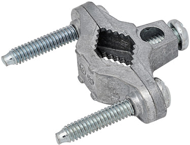 BARE WIRE GROUND CLAMPS - ZINC DIE CAST