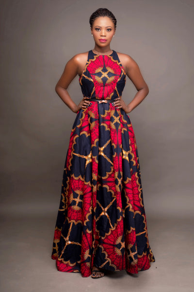 The Making of the Best Selling Oye African Print Dress