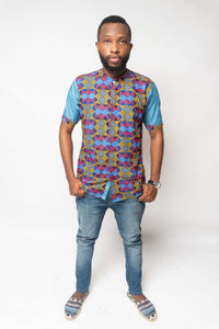 Soji Short Sleeve Shirt