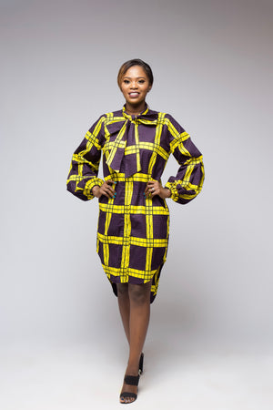 Tomiwa Shirt Dress