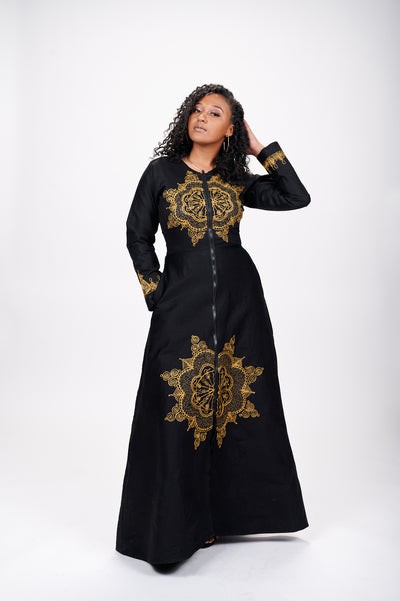 Adeola Jacket Dress