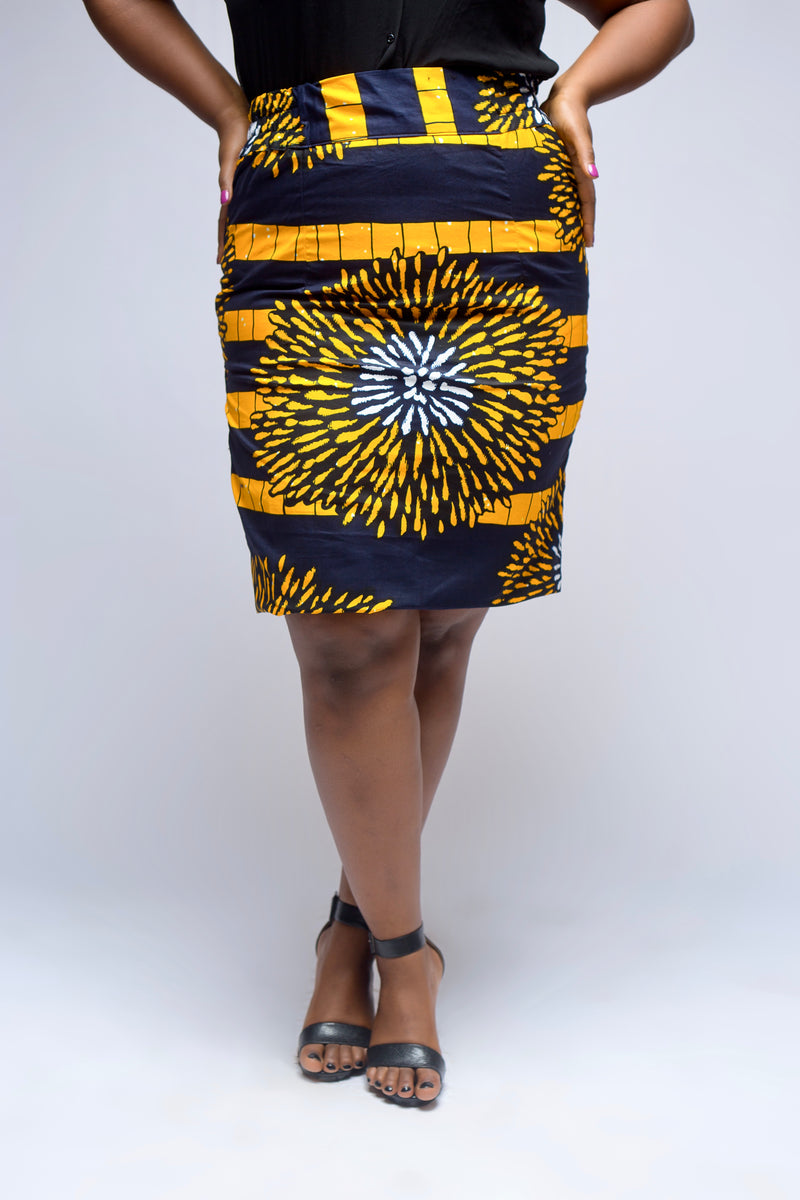 Luta Pencil Skirt