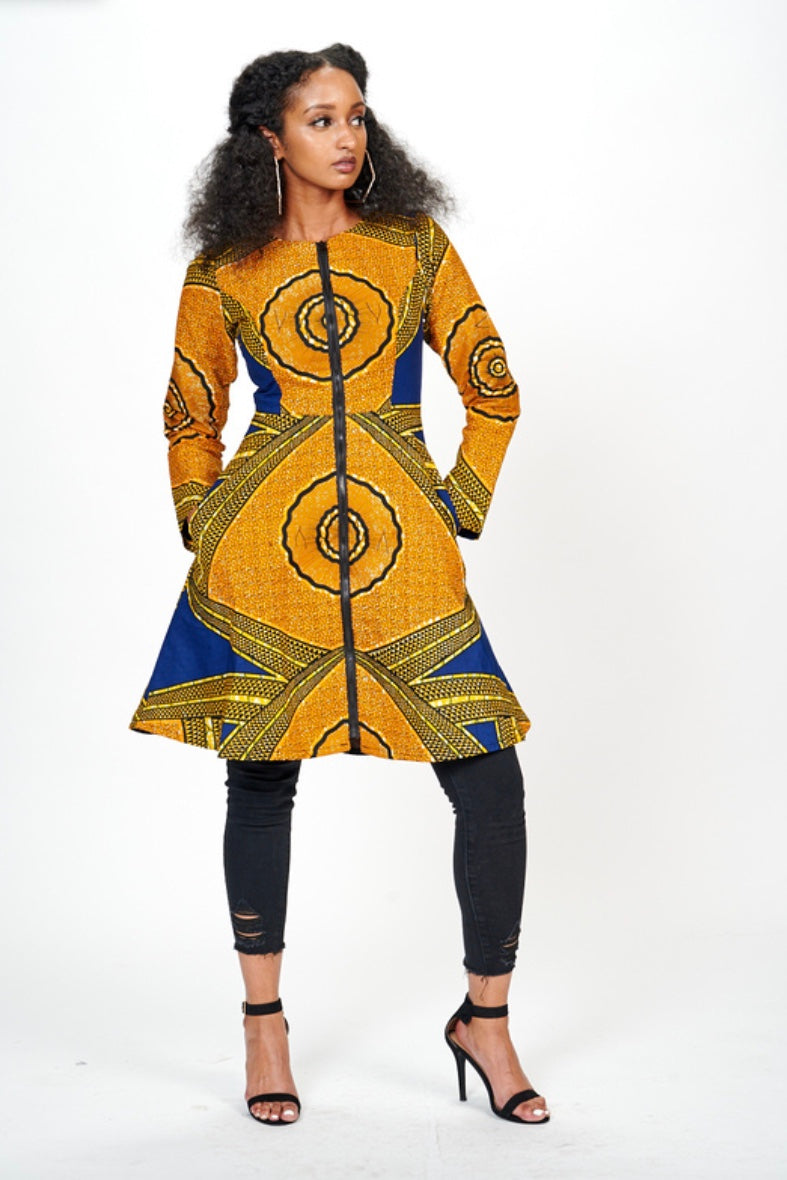 Yejide Jacket Dress