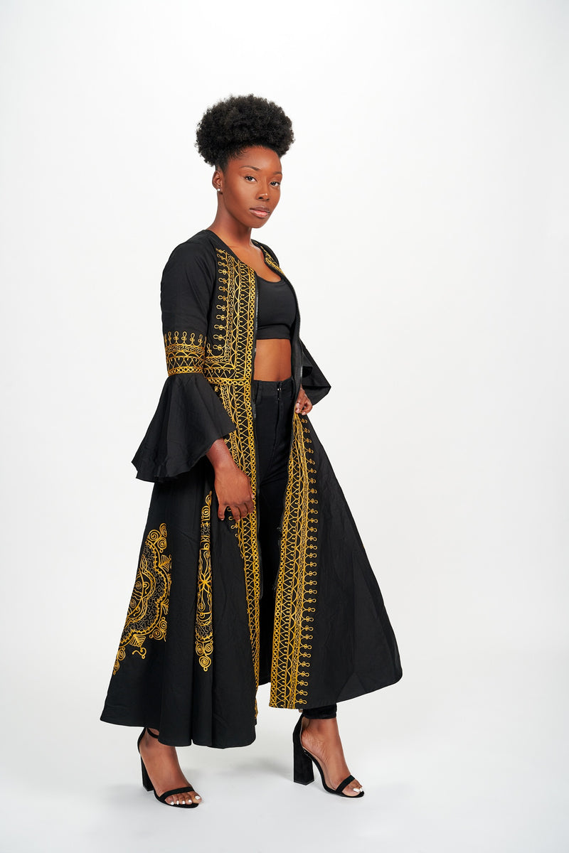 Adesoye jacket dress (Pre-order)