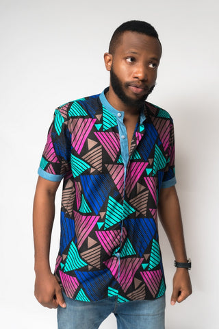 Jaye Men's Shirt