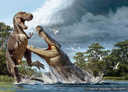 The Biggest Prehistoric Crocodile