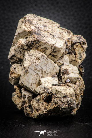 07617 -  Beautiful Orthoclase (Feldspar) Crystals from High Atlas Mountains, Morocco