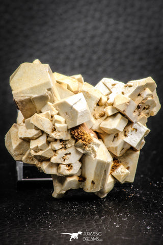 07635 -  Beautiful Orthoclase (Feldspar) Crystals from High Atlas Mountains, Morocco