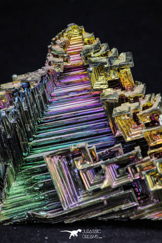 20088 - Beautiful 3.10 Inch Synthetic Bismuth Crystal