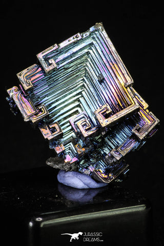 20089 - Beautiful 2.07 Inch Synthetic Bismuth Crystal