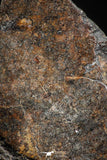 06008 - Beautiful Polished Section NWA Unclassified L-H Type Ordinary Chondrite Meteorite 12.0g