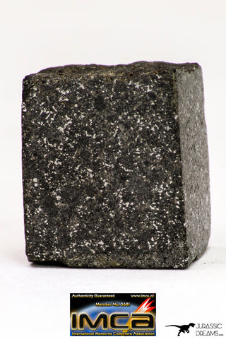 08949 - Top Rare NWA Polished Section of Enstatite Chondrite EL6 4.6 g