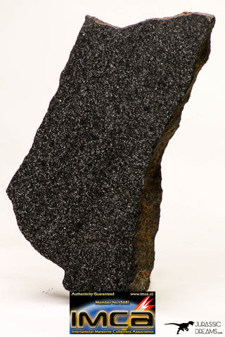 08951 - Top Rare Museum Grade NWA Polished Section of Enstatite Chondrite EL6 396.8 g