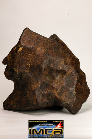 08991 - Complete Oriented NWA Unclassified Ordinary Chondrite Meteorite 4670g