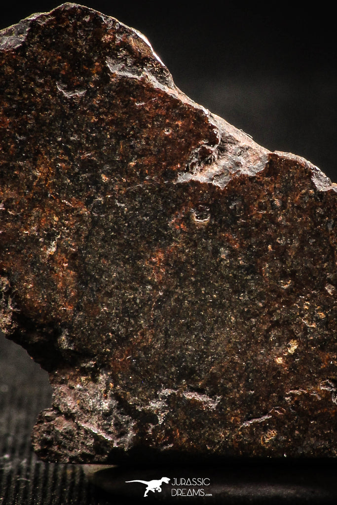 06296 - Nice Polished Section NWA Unclassified L-H Type Ordinary Chondrite Meteorite 8.0g