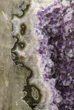 09103 - Beautiful Purple Natural Amethyst Geode Minas Gerais District - Brazil