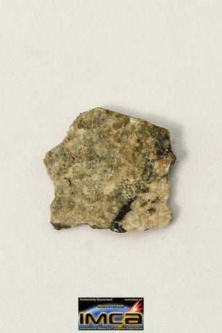 "22260 - Lunar Meteorite Paired with ""NWA 11273"" 0.188 g (Feldspathic Regolith Breccia)"