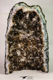 09157 - Huge Brown Natural Amethyst Geode Minas Gerais District - Brazil