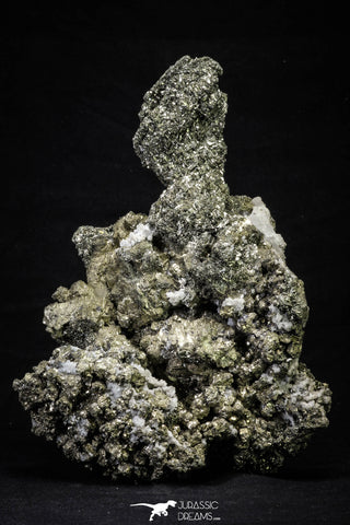 21571 - Association Quartz + Galena + Pyrite + Barite Crystals - Alnif (Morocco)