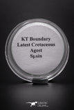 04113 - K/T Boundary Latest Cretaceous Agost Spain Dinosaur Extinction Stratigraphical Level