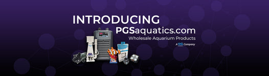 Introducing PGS Aquatics! Aquarium and Aquatic System Product Distribution