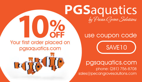 PGSaquatics SAVE10