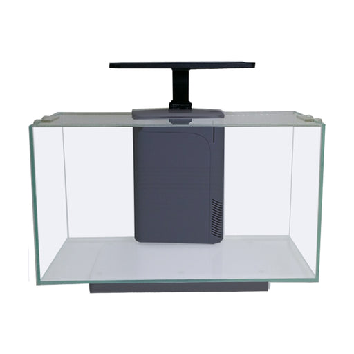 JBJ 8G Rimless Flat Panel Desktop Aquarium RL-8-FP