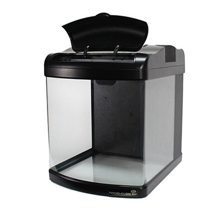 JBJ 12G NanoCube LED Aquarium (Black) MT-408L Feed