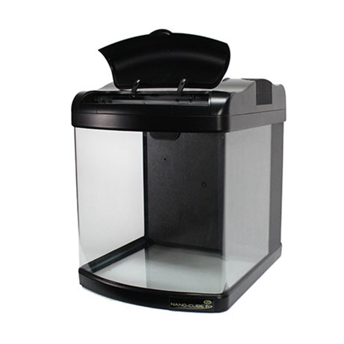 JBJ 24G NanoCube LED Aquarium - Black MT-508L Feed