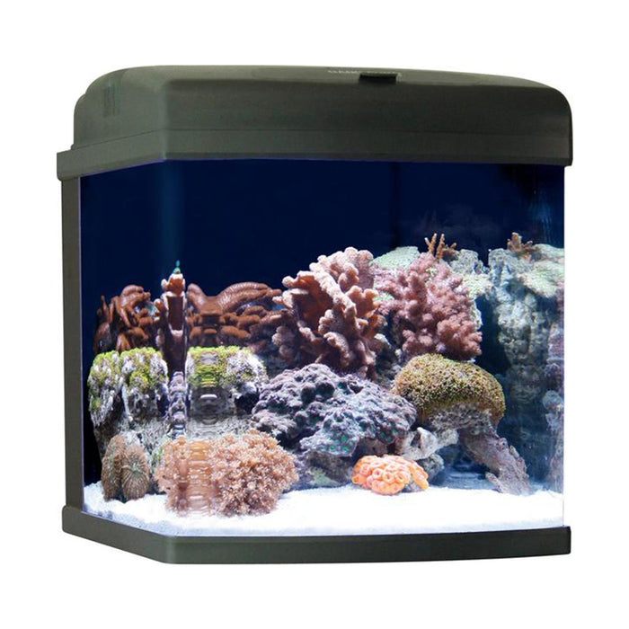 JBJ 28G NanoCube CF Quad Aquarium MT-602-LED