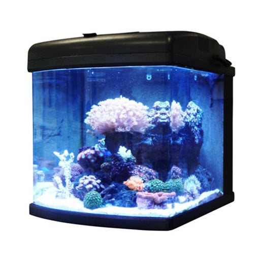 JBJ 28G Nano Cube CF-Quad Intermediate Aquarium Kit MT-603-LED