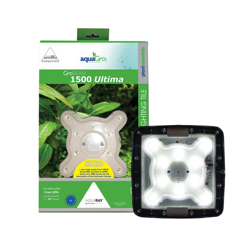 AquaRay GroBeam 1500 Ultima Natural Daylight LED Aquarium Light Tile