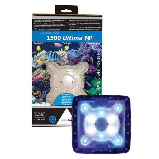 AquaRay AquaBeam 1500 Ultima NP Ocean Blue Tile 1915-US