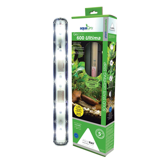 AquaRay GroBeam 600 Ultima Natural Daylight LED Aquarium Light Strip