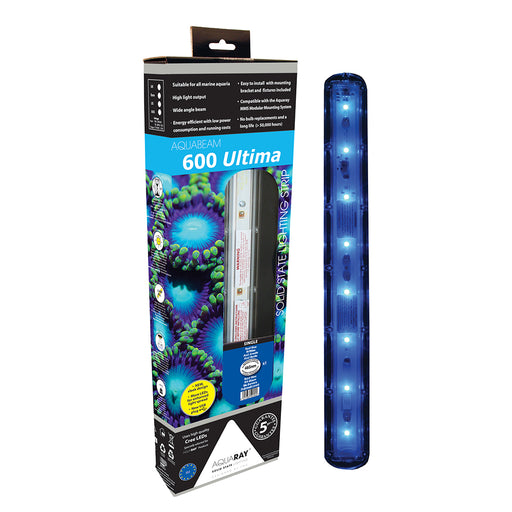AquaBeam 600 Ultima Strip Reef Blue Single