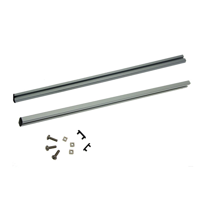 AquaRay LED Aquarium Light Adjustable Crosslink Bar (Pair) Included