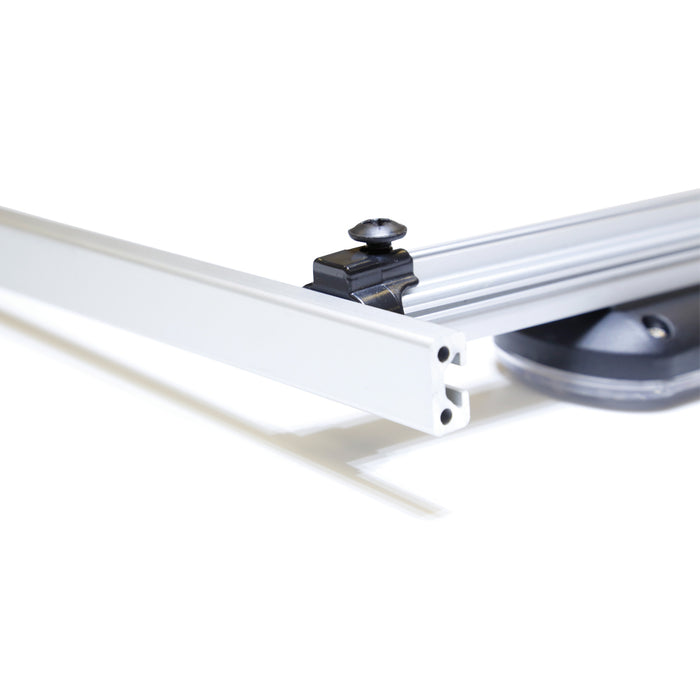 AquaRay LED Aquarium Light Adjustable Crosslink Bar (Pair)