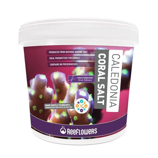 ReeFlowers Caledonia Coral Salt - 22,5kg (Mixed Reef Formula)