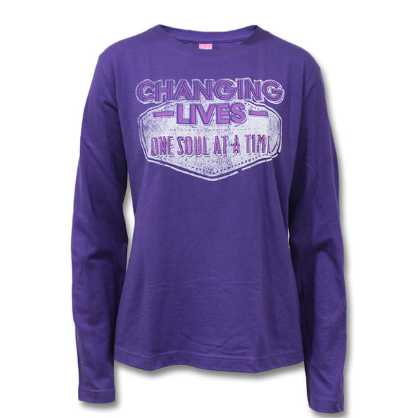 Changing Lives Longsleeve - Women's
