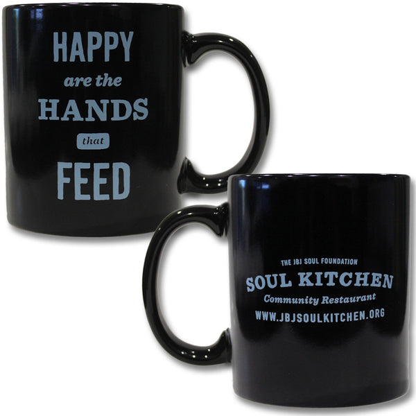 Happy Are The Hands Mug