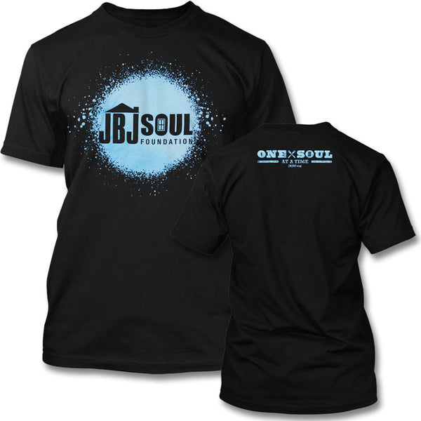 JBJ Soul Foundation Spray Stencil T-shirt