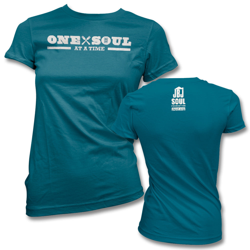 Official JBJ Soul Foundation One Soul At a Time T-Shirt | Featured ...