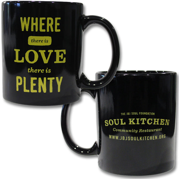 Where There is Love Mug